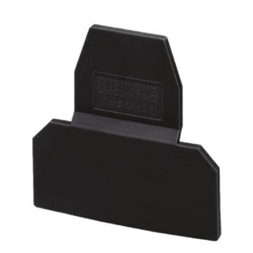 Phoenix Contact D-UKK 3/5 BK 2770228 Überspannungsschutz-Abschlussplatte 50er Set Überspannungsschutz für: Verteilerschr