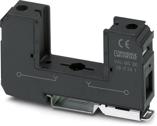 Phoenix Contact VAL-MS BE 2817741 Überspannungsschutz-Sockel 10er Set Überspannungsschutz für: Verteilerschrank