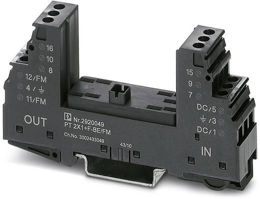 Phoenix Contact PT 2X1-BE/FM 2920036 Überspannungsschutz-Sockel 10er Set Überspannungsschutz für: Verteilerschrank