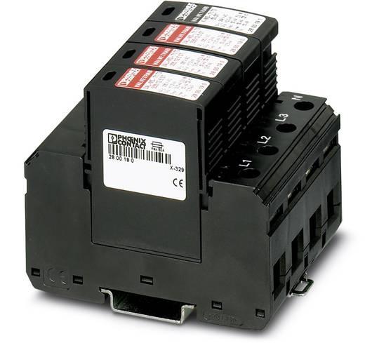 Überspannungsschutz-Ableiter Überspannungsschutz für: Verteilerschrank Phoenix Contact VAL-MS-T1/T2 335/12.5/3+1 280018