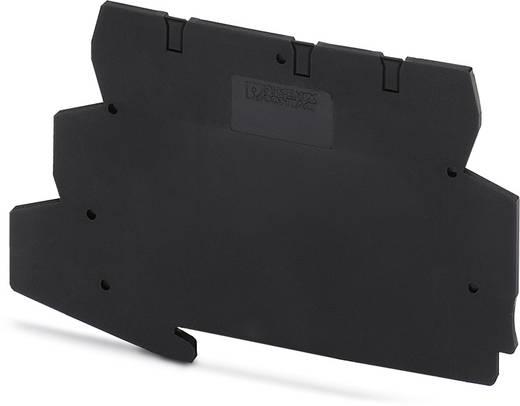Überspannungsschutz-Abschlussplatte 50er Set Überspannungsschutz für: Verteilerschrank Phoenix Contact TT-D-STTCO-BK 2858894