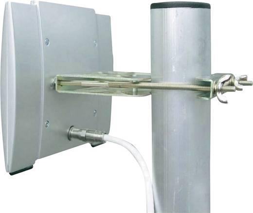 Aktive DVB-T/T2-Dachantenne Schwaiger DTA 3000 Innenbereich, Außenbereich Verstärkung=20 dB Weiß