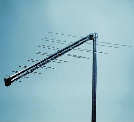 Passive DVB-T/T2-Dachantenne Wittenberg Antennen WB345 Außenbereich Silber