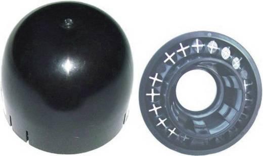 Mast-Dichtungsset A.S. SAT 48801 Passend für Mast-Ø (max.): 50 mm Schwarz