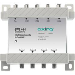 Multiswitch Axing, SWE 4-01, 4x LNB, 1x DVBT, 4x SAT