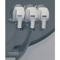 Držák LNB Multifeed, 3násobný fuba MF3