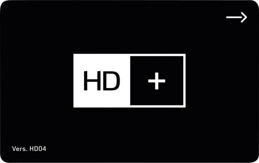 HD+ Karte 12 Monate SAT HD02