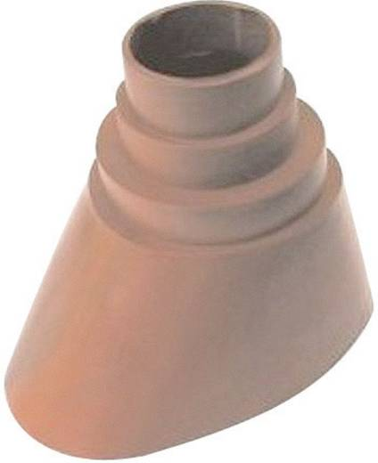 Mast-Gummimanschette A.S. SAT 47150 Passend für Mast-Ø (max.): 60 mm Ziegel-Rot