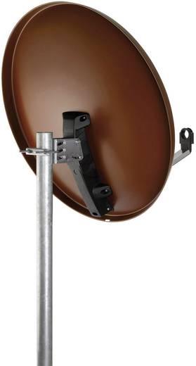 Schwaiger SPI996.2 SAT Antenne 80 cm Reflektormaterial: Stahl Ziegel-Rot