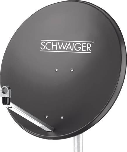 SAT Antenne 80 cm Schwaiger SPI996.1 Reflektormaterial: Stahl Anthrazit