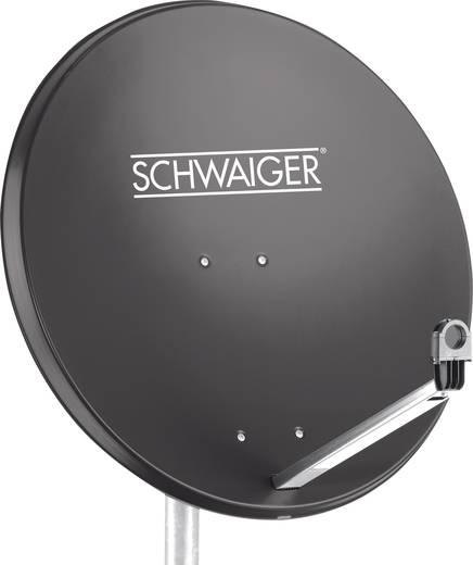SAT-Anlage ohne Receiver 6 Schwaiger 80 cm