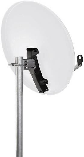 Schwaiger SPI996.0 SAT Antenne 80 cm Reflektormaterial: Stahl Hellgrau
