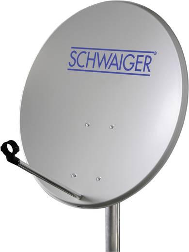 SAT Antenne 60 cm Schwaiger SPI550.0 Reflektormaterial: Stahl Hellgrau
