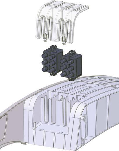 SAT Antenne 85 cm fuba DAA 850 G Reflektormaterial: Aluminium Hellgrau