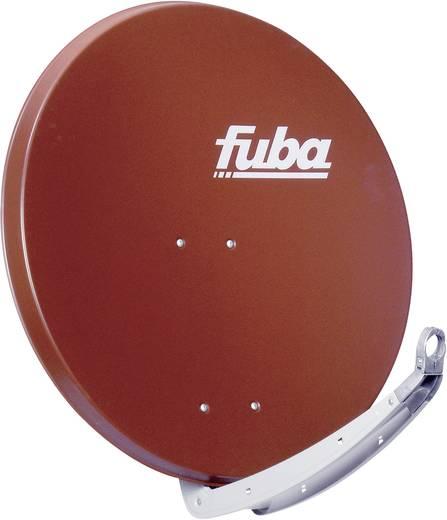 fuba DAA 850 R SAT Antenne 85 cm Reflektormaterial: Aluminium Ziegel-Rot