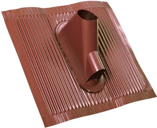 Dachziegel-Dichtung A.S. SAT 40551 Passend für Mast-Ø (max.): 60 mm Ziegel-Rot