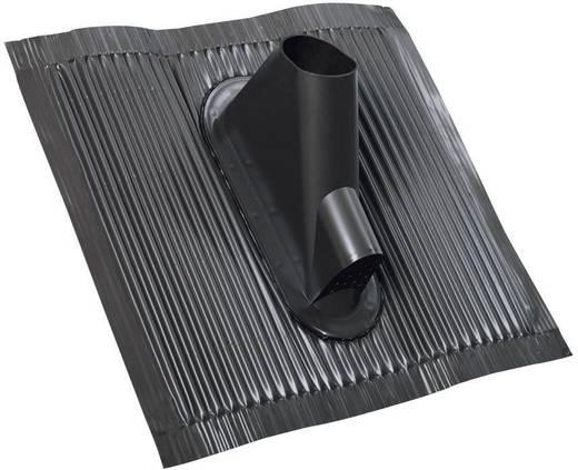 Dachziegel-Dichtung A.S. SAT 40351 Passend für Mast-Ø (max.): 60 mm Schwarz