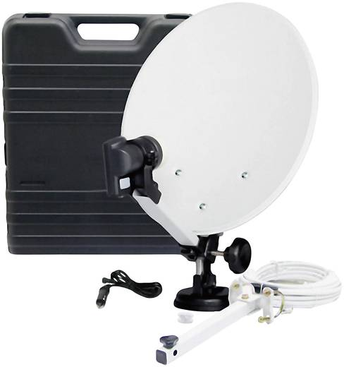 telestar 5103309 camping sat anlage ohne receiver. Black Bedroom Furniture Sets. Home Design Ideas