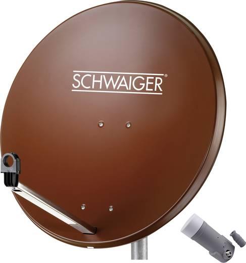 SAT-Anlage ohne Receiver 1 Schwaiger SPI9962SET1 80 cm