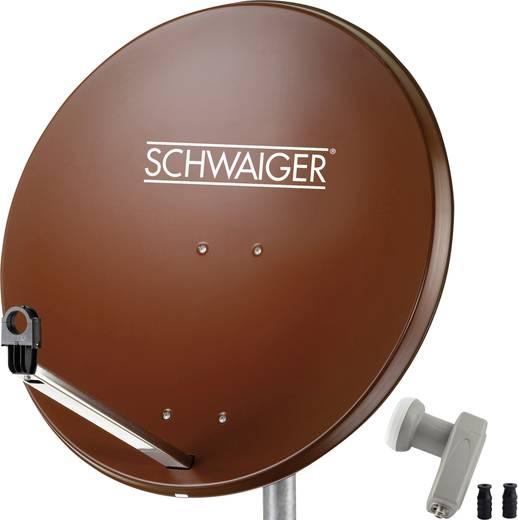 Schwaiger SPI9962SET2 SAT-Anlage ohne Receiver Teilnehmer-Anzahl 2 80 cm