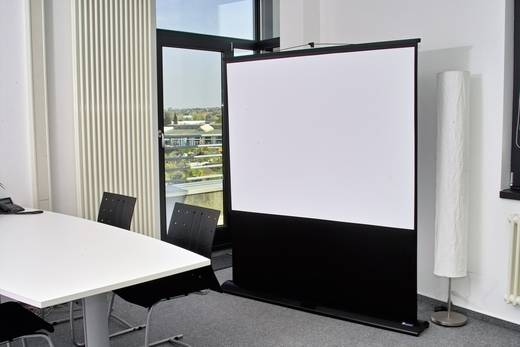 Ausziehbare Leinwand Reprolux Screens Cinelux Compact Mono 600133 180 x 135 cm Bildformat: 4:3