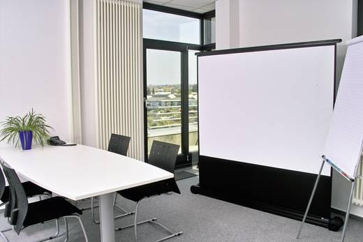Ausziehbare Leinwand Reprolux Screens Cinelux Mobil 2 600333 180 x 135 cm Bildformat: 4:3