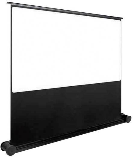 Ausziehbare Leinwand Reprolux Screens Cinelux Mobil 2 600316 200 x 200 cm Bildformat: 1:1