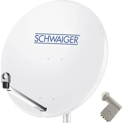 schwaiger spi9960set9 sat anlage ohne receiver teilnehmer. Black Bedroom Furniture Sets. Home Design Ideas