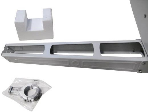 Schwaiger SPI085 SAT Antenne 85 cm Reflektormaterial: Aluminium Hellgrau