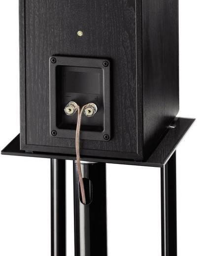 Lautsprecher-Ständer Starr Boden-/Deckenabstand (max.): 64 cm Hama Support Next pour enceinte Schwarz 1 Paar