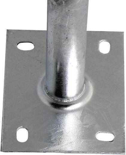 SAT-Wandhalterung A.S. SAT 23030 Wandabstand: 30 cm Passend für Spiegelgröße: Ø bis 75 cm Silber