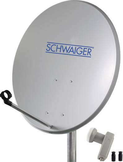 SAT-Anlage ohne Receiver 2 Schwaiger SPI5500SET2 60 cm