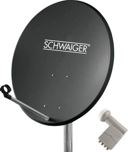 Schwaiger SPI5501SET4 SAT-Anlage ohne Receiver Teilnehmer-Anzahl 4 60 cm