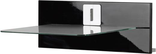 "VCM Paneelserie ""Xeno-1"", Schwarzlack / Klarglas"