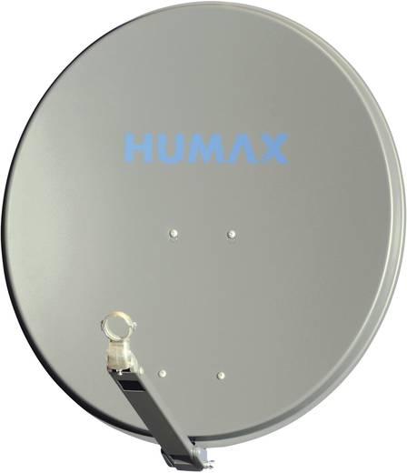 Humax SAT-Spiegel E0764 Professional Spiegel-Durchmesser 65 x 60 cm Anthrazit