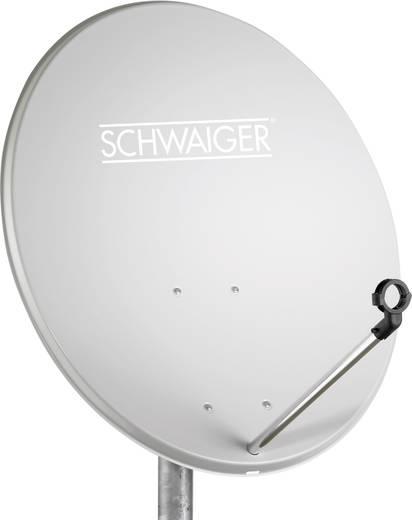 SAT Antenne 42 cm Schwaiger SPI440.0 Reflektormaterial: Stahl Hellgrau