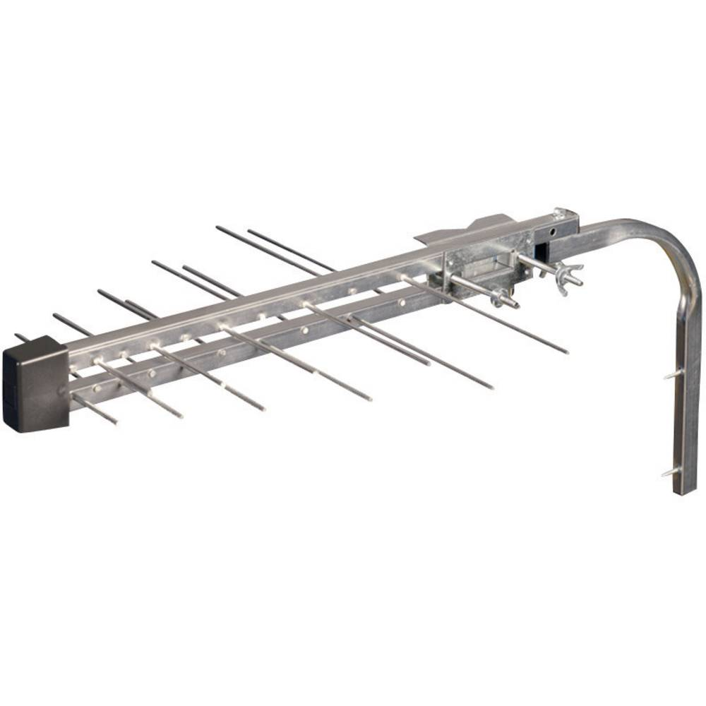 Antenne de toit tnt passive wittenberg antennen sn 20 pour for Reglage antenne tnt exterieur