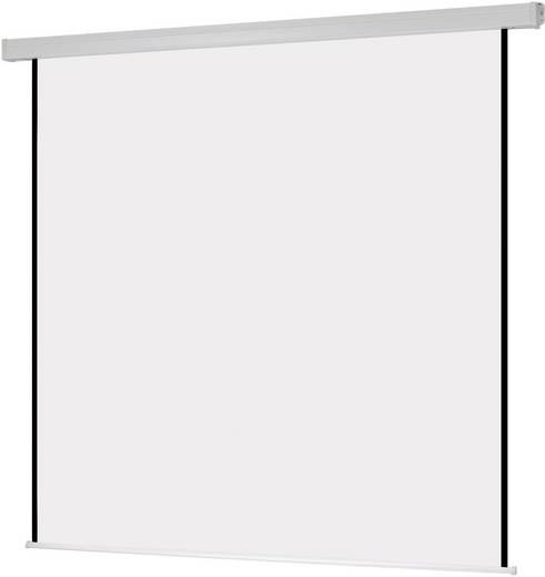 Motorleinwand Reprolux Screens Electric IR Basic 301938 190 x 142 cm Bildformat: 4:3