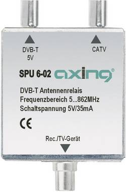 Image of DVB-T Umschalter Axing SPU 6-02