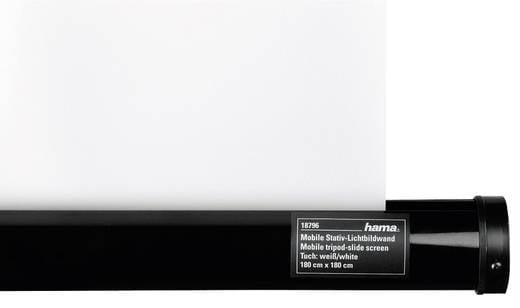Stativleinwand Hama 18796 18796 180 x 180 cm Bildformat: 1:1