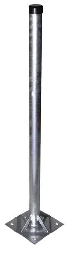 A.S. SAT 32100 SAT-Standfuß Silber