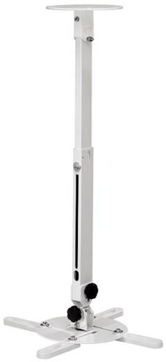 Beamer-Wand-, Deckenhalterung Neigbar, Drehbar Boden-/Deckenabstand (max.): 63.5 cm Wandabstand (max.): 63.5 cm Hama 844