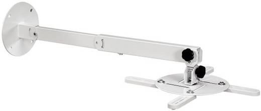 Beamer-Wand-, Deckenhalterung Neigbar, Drehbar Boden-/Deckenabstand (max.): 63.5 cm Wandabstand (max.): 63.5 cm Hama 84422 Weiß
