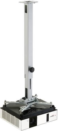 Beamer-Deckenhalterung Neigbar, Schwenkbar Boden-/Deckenabstand (max.): 150 cm Kindermann Vidéoprojecteur Quadro solive