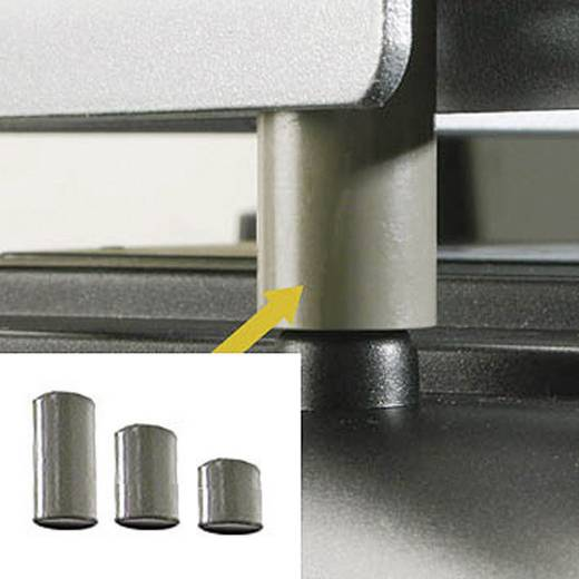 Beamer-Deckenhalterung Neigbar, Schwenkbar Boden-/Deckenabstand (max.): 65 cm Kindermann Beamer Quadro Deckenträger Bas