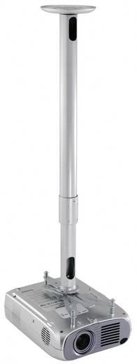 Beamer-Deckenhalterung Neigbar, Drehbar Boden-/Deckenabstand (max.): 12 cm Kindermann Beamer Quadro Deckenträger Advanc