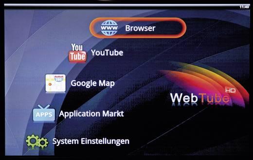 WebTube HD Googlebox TV IP-STB