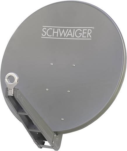 SAT Antenne 85 cm Schwaiger SPI085PR Reflektormaterial: Aluminium Anthrazit