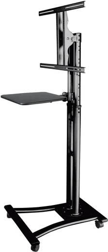 "B-Tech RW8620/B TV-Rollwagen 68,6 cm (27"") - 152,4 cm (60"") Starr"