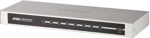 8 Port HDMI-Switch ATEN VS0801H über PC steuerbar, mit Fernbedienung 1920 x 1080 Pixel